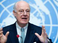 Utusan PBB: Perundingan Damai Berikutnya atas Suriah Akan Dilaksanakan di Jenewa Pada 16 Mei