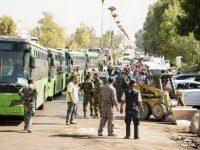 Kelompok Militan Menyerah Terhadap Tentara Suriah di Utara Homs