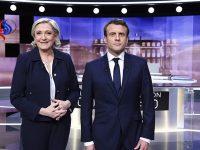 Para Capres Prancis Saling Tuduh Soal Terorisme