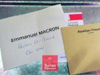 Warga Prancis Berikan Suara untuk Al-Assad!