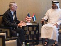AS dan UEA Tandatangani Kesepakatan Kerjasama Militer