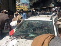 Ledakan di Pakistan Tewaskan 25 Orang