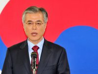 Politikus Liberal Moon Jae-In Resmi Jadi Presiden Korea Selatan