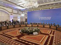 Rusia, Iran Dan Turki Teken MoU Pengadaan Zona De-eskalasi Suriah