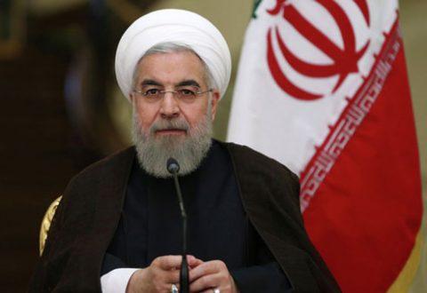 Rouhani: Produksi Minyak di Kawasan Teluk Persia Dijamin Aman Jika Yaman Aman