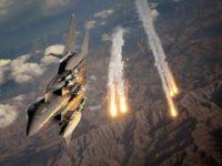Jet Tempur AS Serang Relawan Irak, 30 Orang Terbunuh