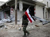 Tentara Suriah Bobol Garis Pertahanan Milisi di Al-Qaboun