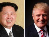 Trump: Saya Akan Senang Bertemu Kim Jong-un