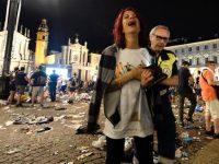 Akibat Ledakan, Para Suporter Juventus Alami Cidera