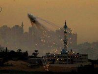 Amerika Serang Raqqa dan Mosul dengan Bom Fosfor