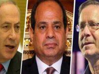 Pertemuan Rahasia Netanyahu-Sisi Tidak Membuahkan Hasil