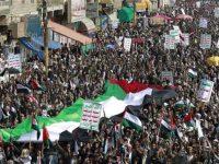 Dunia Berorasi Untuk Hari Quds Internasional
