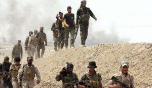Damaskus: ?AS Gagal Halangi Keterhubungan SAA Dengan Relawan Irak Di Perbatasan