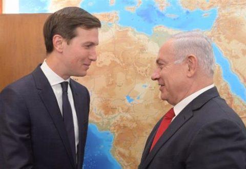 Menantu Trump Lakukan Pertemuan dengan Pemimpin Israel dan Palestina