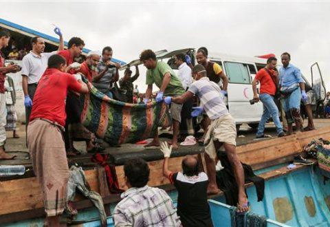 PBB: Aliansi Saudi Bertanggung Jawab Atas Serangan Kapal Pengungsi di Yaman