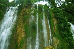 Menyingkap Kisah Mahabarata di Air Terjun Grojogan Sewu