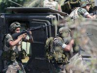 Tentara Lebanon Tangkap 350 Teroris di Kamp Pengungsi Suriah