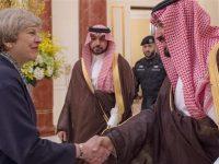 May 'Rahasiakan' Keterlibatan Saudi Dengan Teror di Inggris
