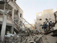 Serangan Udara Saudi Tewaskan 8 Nelayan Yaman