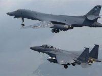 AS, Jepang, Korsel Kirim Pesawat Bomber ke Semenanjung Korea