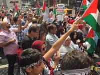 Demo Solidaritas untuk Palestina Digelar di New York