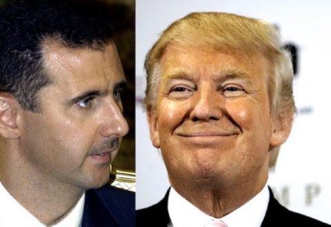 Trump Mengaku Bukan Penggemar Bashar al-Assad