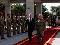 Sekretaris Keamanan AS Temui Pemimpin Kurdi di Erbil