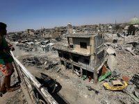 Wajah Mosul Setelah Direbut Dari Cengkraman ISIS