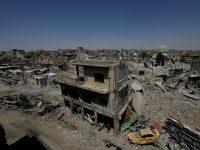 Minimnya Bantuan Tidak Halangi Aktivitas Pembangunan di Kota Mosul