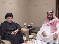 Kunjungan Moqtada Sadr Ke Arab Saudi