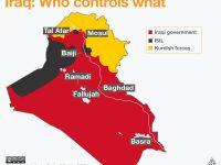 Komplotan ISIS di Tal Afar Semakin Terkepung