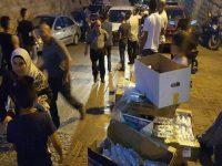 Iran Distribusikan Makanan Pada Aksi Jalanan Di Al-Quds