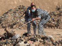 Tentara Irak Temukan Kuburan Massal 500 Korban Kekejaman ISIS Dekat Mosul