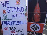 Ratusan Orang Ikuti Demo Anti-Rasisme di Los Angeles