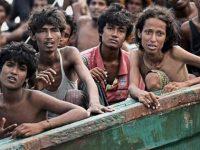 Bangladesh Bangun Kamp Besar untuk Pengungsi Rohingya