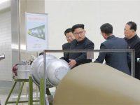 Korut Sukses Lakukan Uji Coba Bom Hidrogen