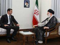 Layangkan Surat, Presiden Suriah Berterima Kasih Kepada Pemimpin Besar Iran