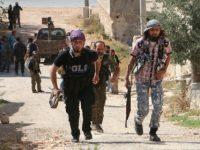 10 Pemimpin Kelompok Pemberontak Berpihak Kepada Tentara Suriah
