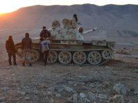 CIA Dan Saudi Minta Pasukan Oposisi Suriah Masuk Ke Yordania