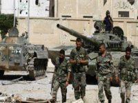 Bantuan Militer Rusia Untuk SAA Tiba Deir Ezzor