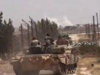 SOHR: Bertempur Sengit Dengan SAA Di Hama, Ratusan Teroris ISIS Temui Ajal