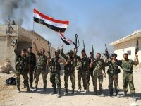 Tentara Suriah Bebaskan Kota Uqairabat Dari Pendudukan ISIS