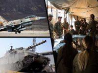 Terancam Hizbullah dan Iran, Israel Gelar Latihan Militer Terbesar