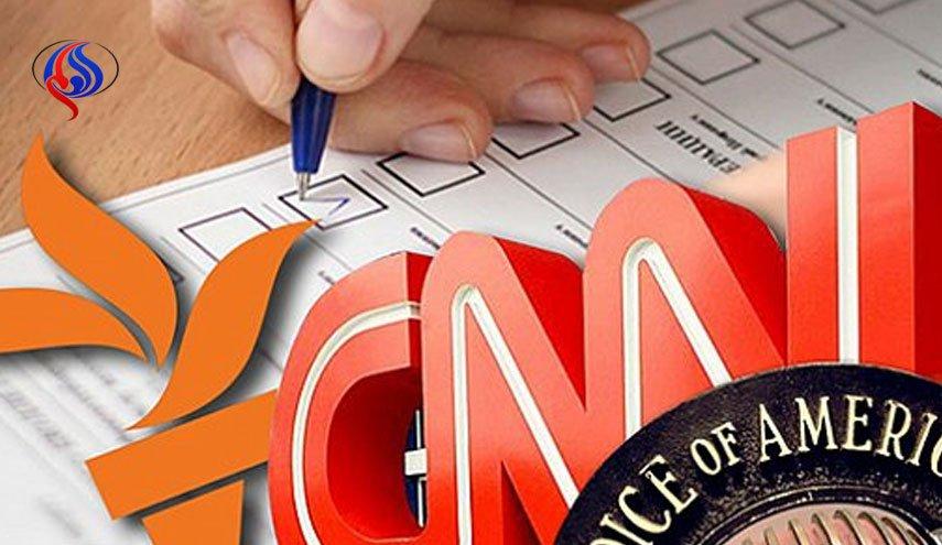 Rusia Masukkan CNN dan VOA dalam Daftar Hitam