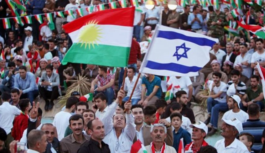 Saudara Barzani Temui Pejabat Israel di Jerman