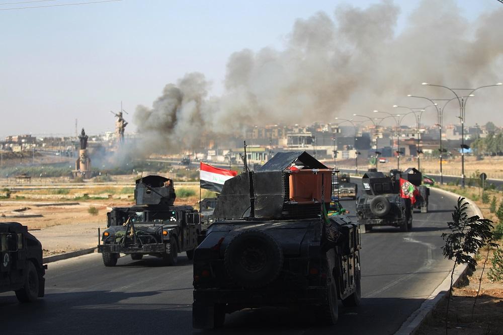 Korban Konflik Irak-Kurdi Sudah Capai 31 Orang