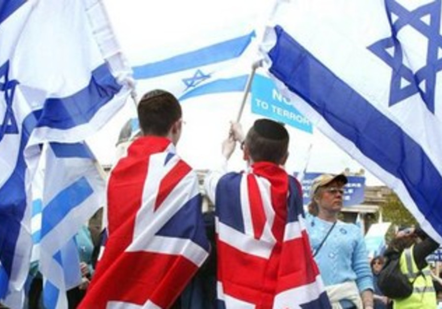 Inggris Diam-Diam Adakan Peringatan Deklarasi Balfour