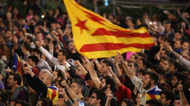 90 Persen Suara Dukung Kemerdekaan Catalonia