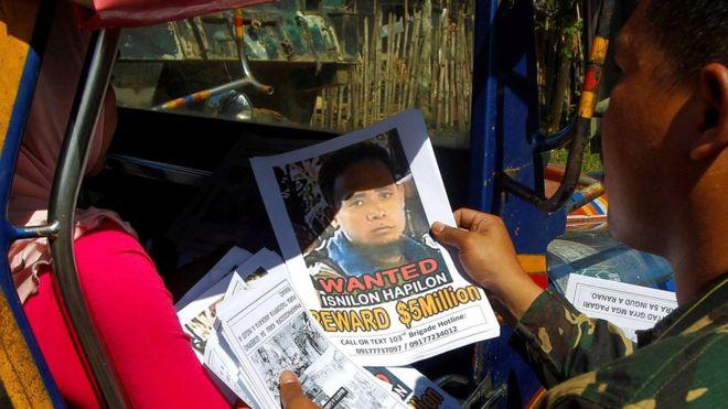 Militer Filipina Tumpas Dua Komandan ISIS di Kota Marawi