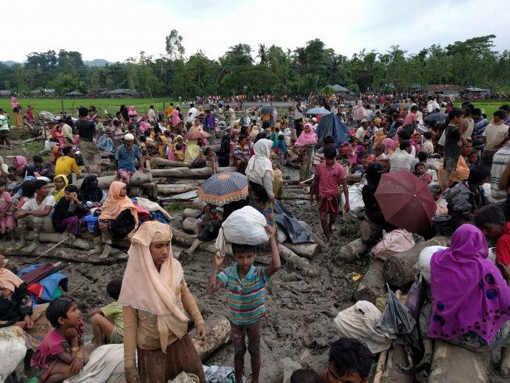 Jurnalis: Derita Pengungsi Rohingya Tak Akan Tergambarkan oleh Apapun